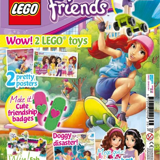 LEGO Friends - issue 38 | Buy Back Issues & Single Copies