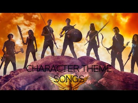 Percy Jackson | Character Theme Songs [Reuploaded]