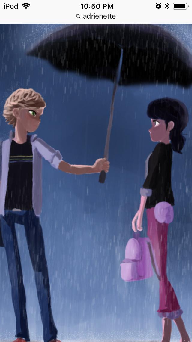 Cute umbrella scene 🤩🤩