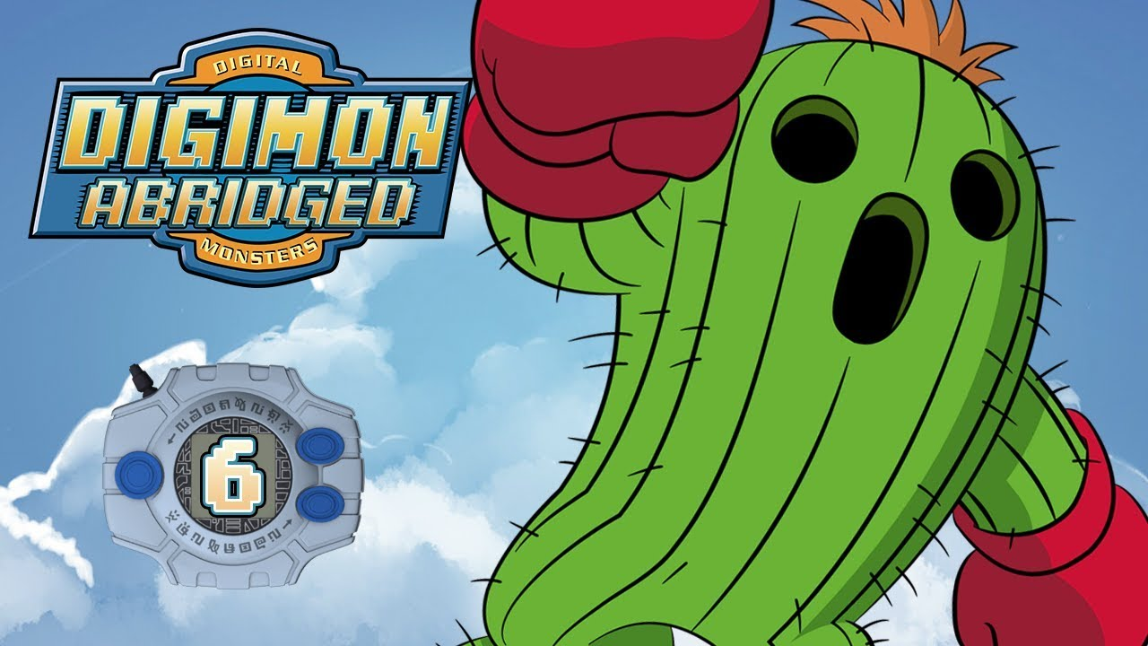 Digimon Abridged Episode 06: Big Trouble in Little Toytown