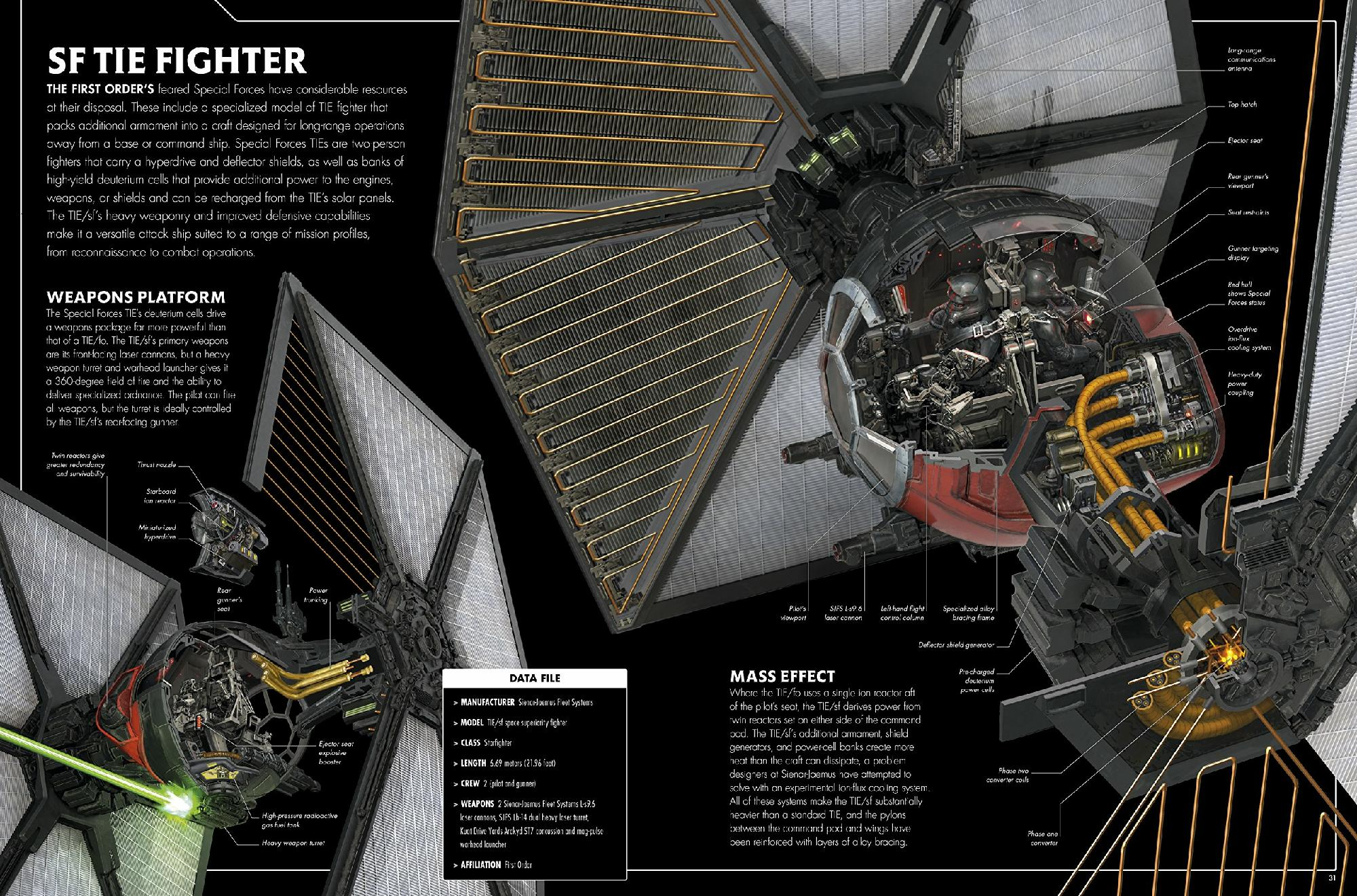 Are Star Wars Cross-Sections Made on Computers?