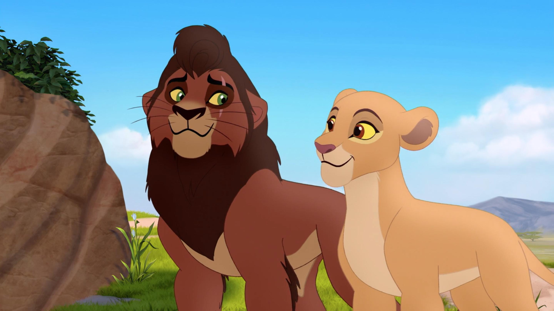 The Lion King S Kovu Kiara Fandom
