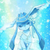 Glaceon The Beautiful Blue Eevee