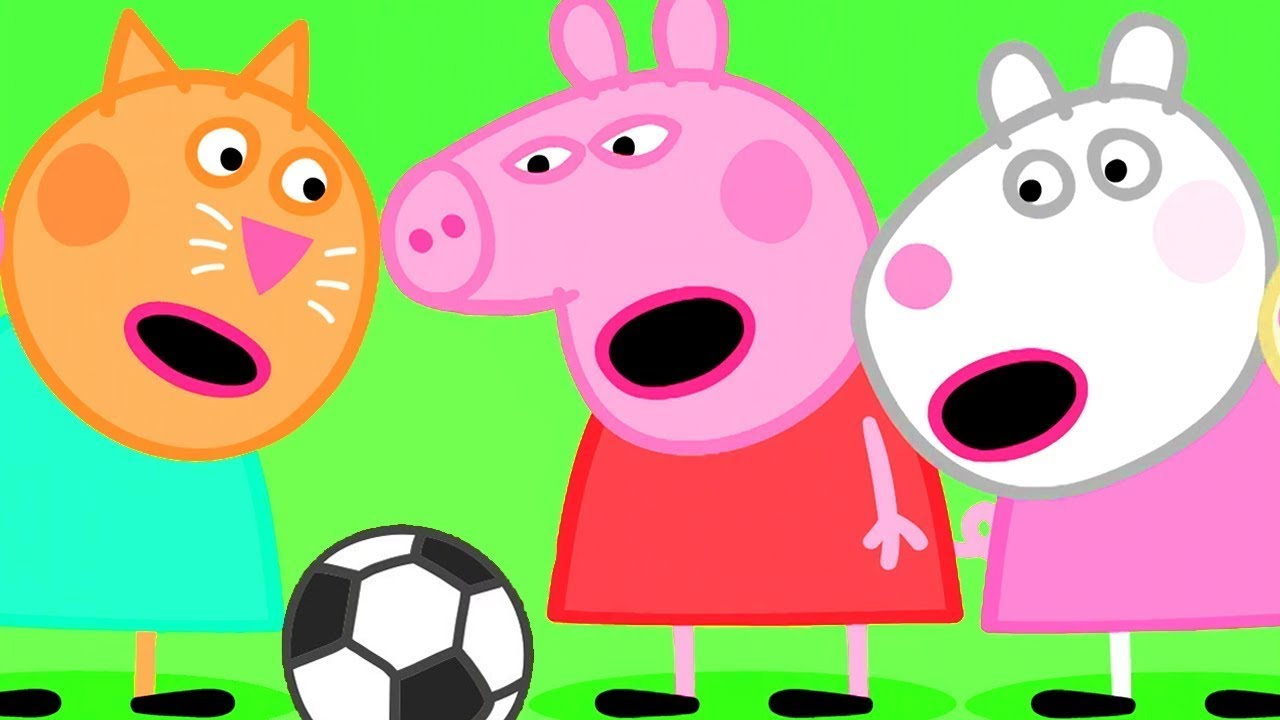 Peppa Pig Official Channel ⚽️ Peppa Pig Plays Football! ⚽️ 2019 FIFA Women's World Cup Special