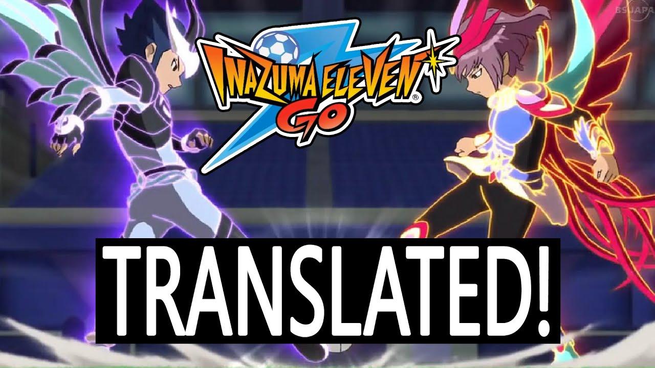Inazuma Eleven Go Galaxy in ENGLISH! | Full Game Translation