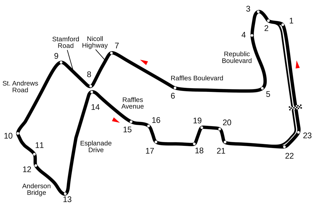 2013 Singapore Grand Prix