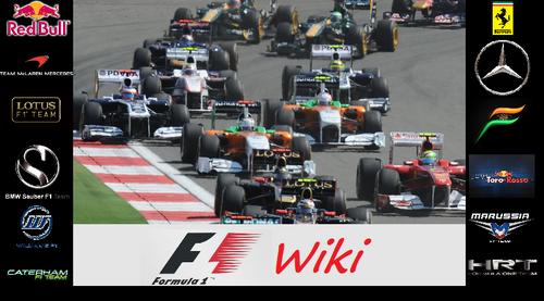 The Formula 1 Wiki