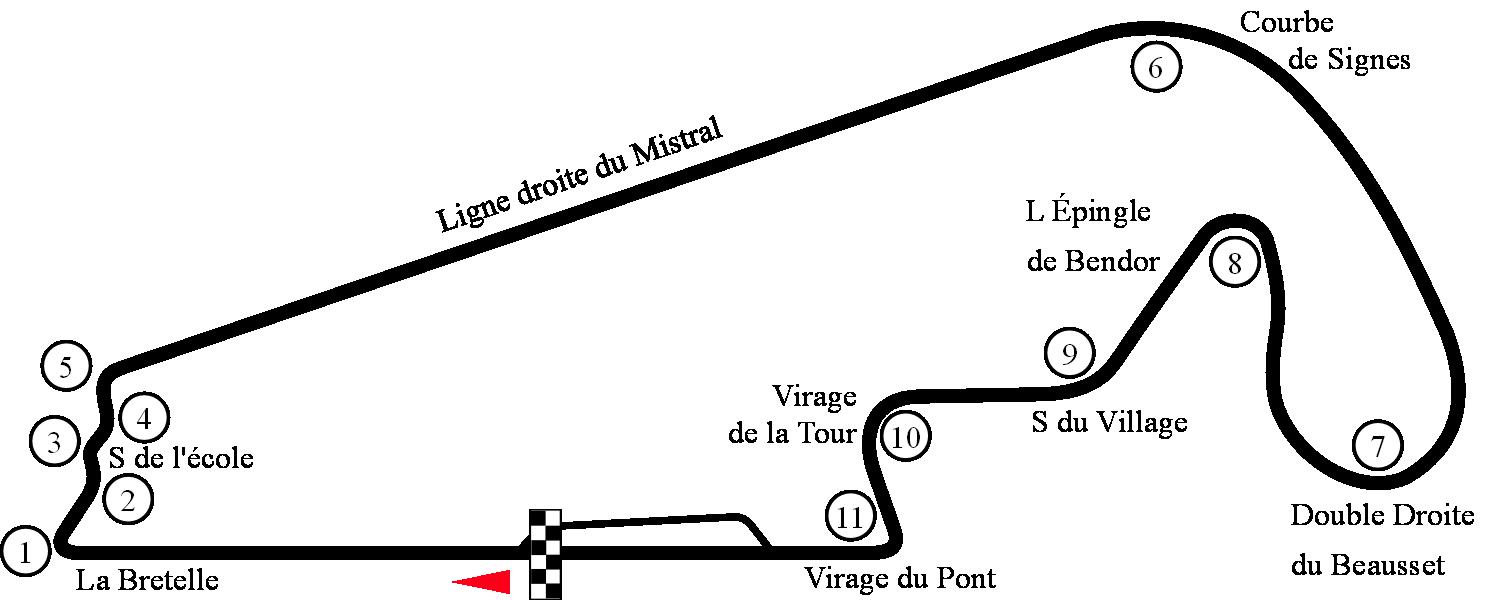 1989 French Grand Prix