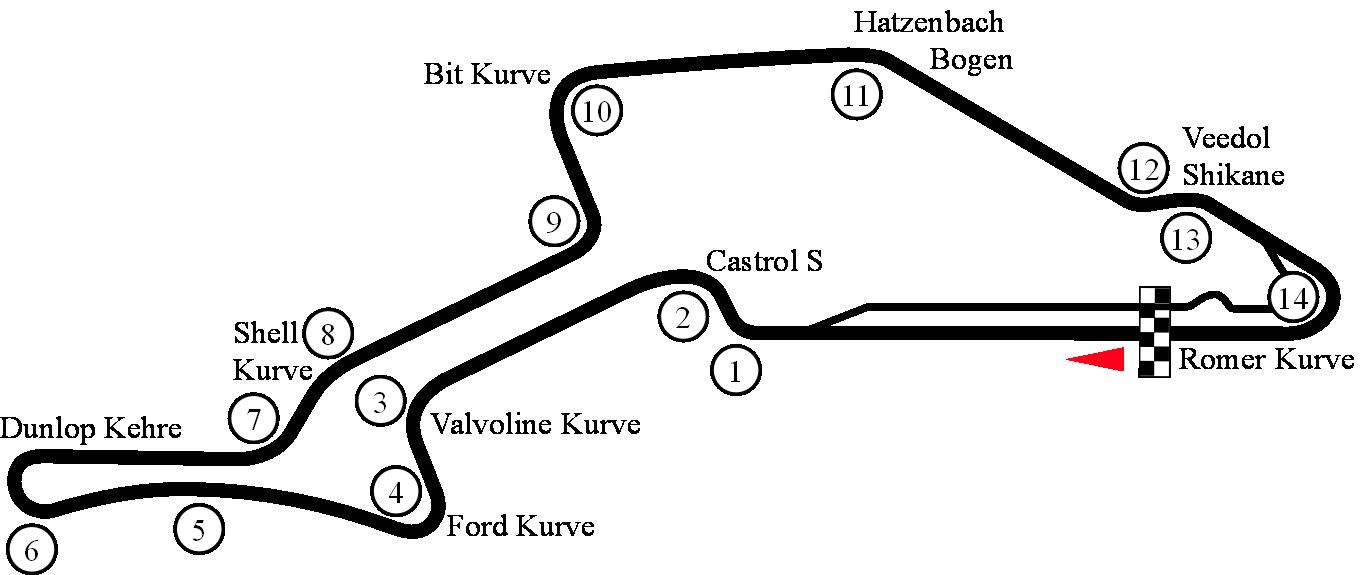 1985 German Grand Prix