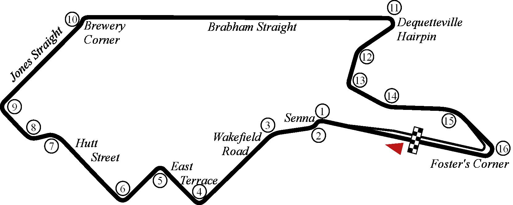 1989 Australian Grand Prix
