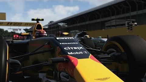 F1 2017 'BORN TO BE WILD' TRAILER Make History UK