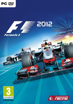 F1 2012 (video game)