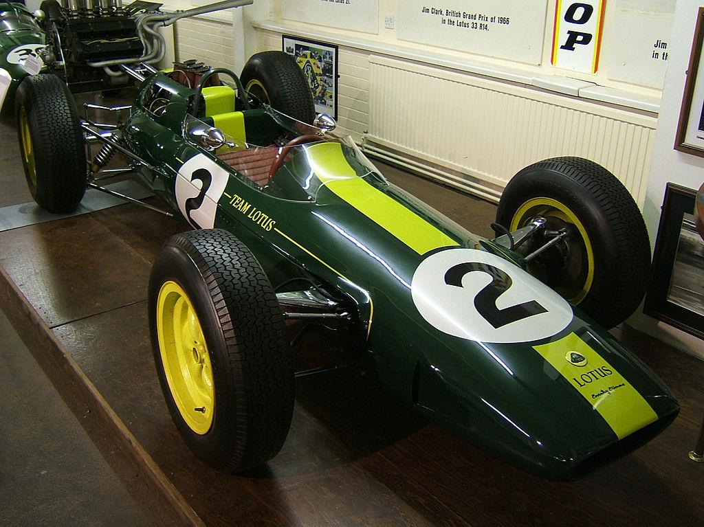 Lotus 25