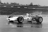 Pete Lovely 1970 Silverstone International Trophy