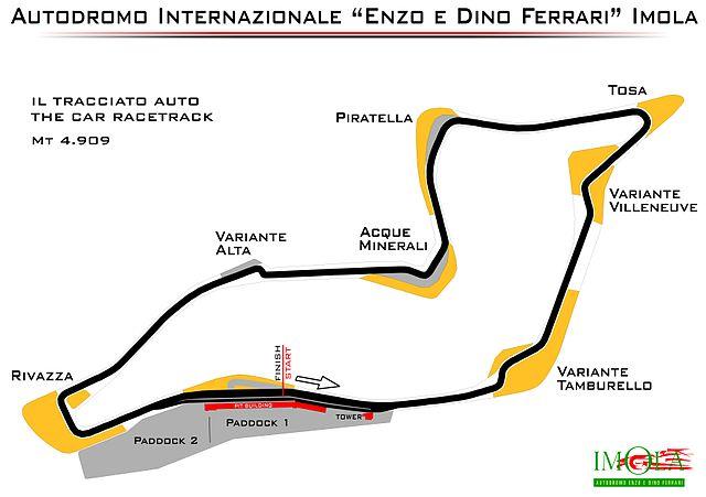 2020 Emilia-Romagna Grand Prix | The Formula 1 Wiki | Fandom