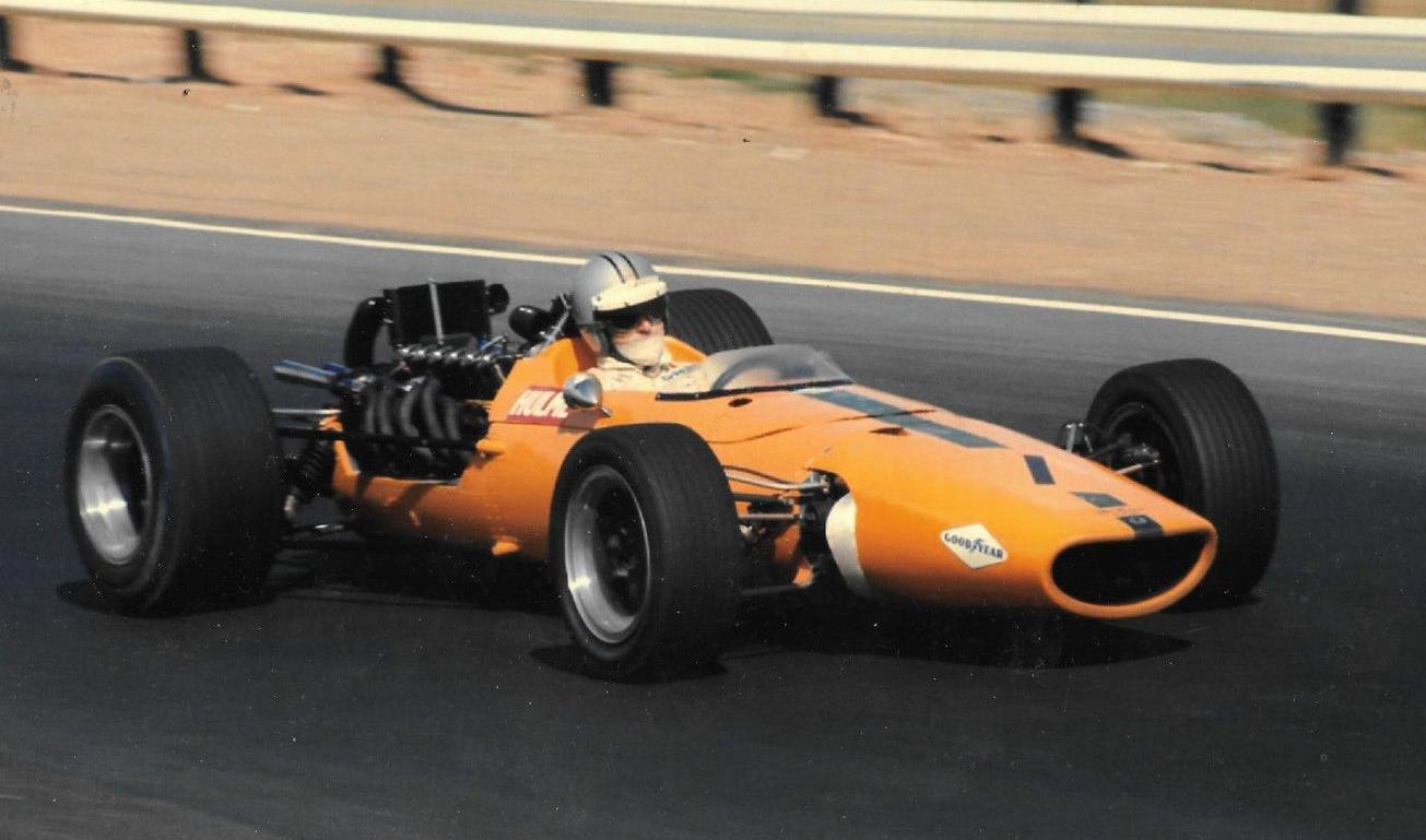McLaren M5A