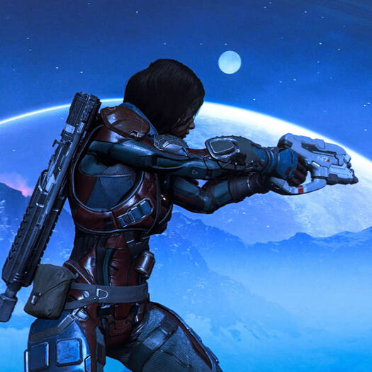 BioWare Wants To Make More Mass Effect Games