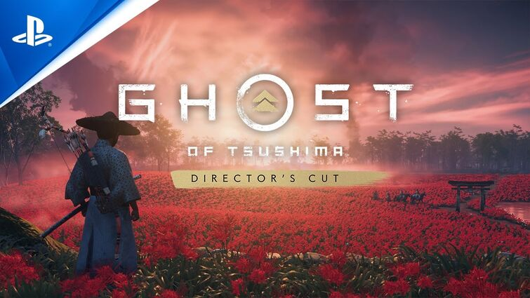 Ghost of Tsushima Director's Cut - Announcement Trailer   PS5, PS4