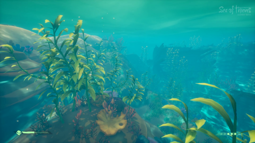 Why the Water in 'Sea of Thieves' Is so Mesmerizing