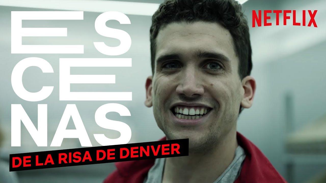 La risa de Denver | La Casa de Papel | Netflix