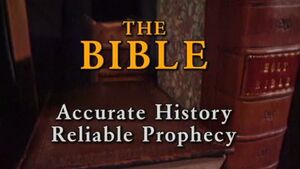 The Bible—Accurate History, Reliable Prophecy