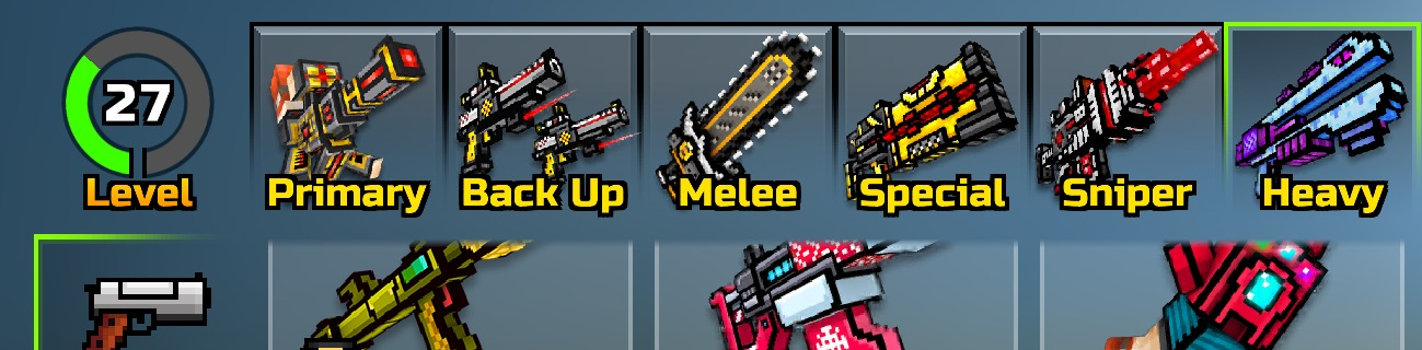 Rate my current loadout (P.S I'm Level 27)