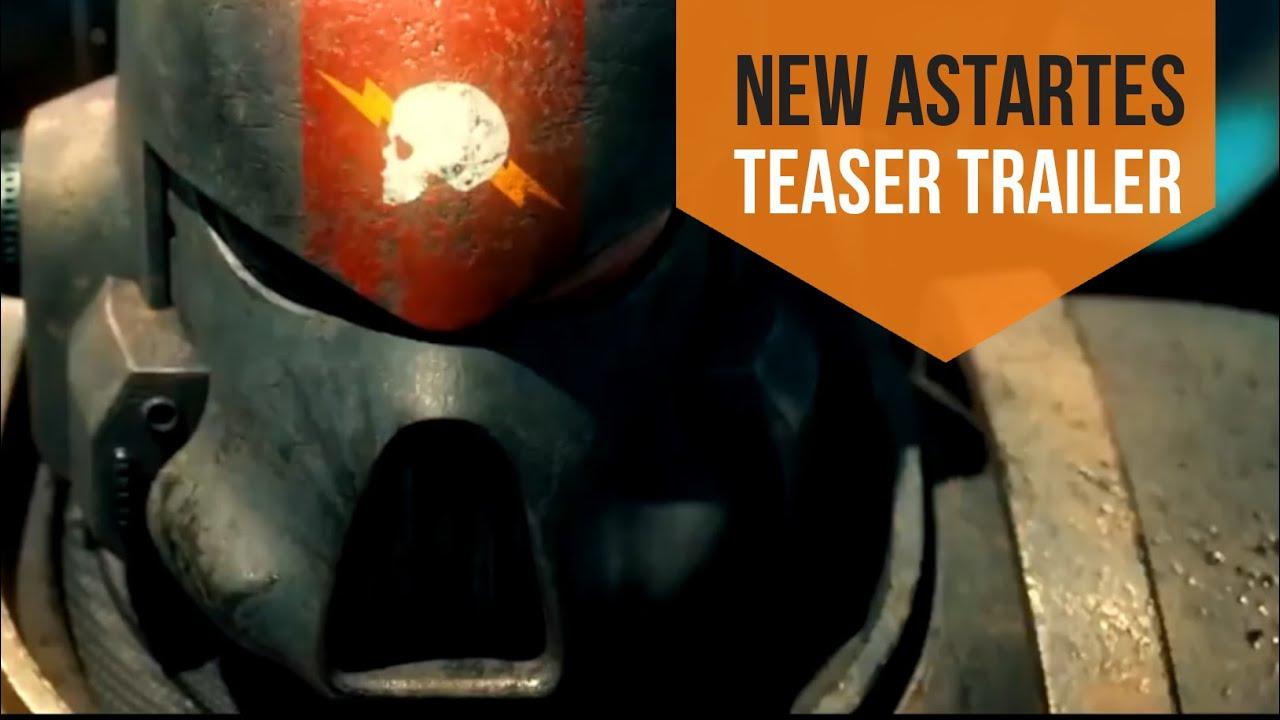 ASTARTES Teaser Trailer // Syama Pedersen's NEW ASTARTES series