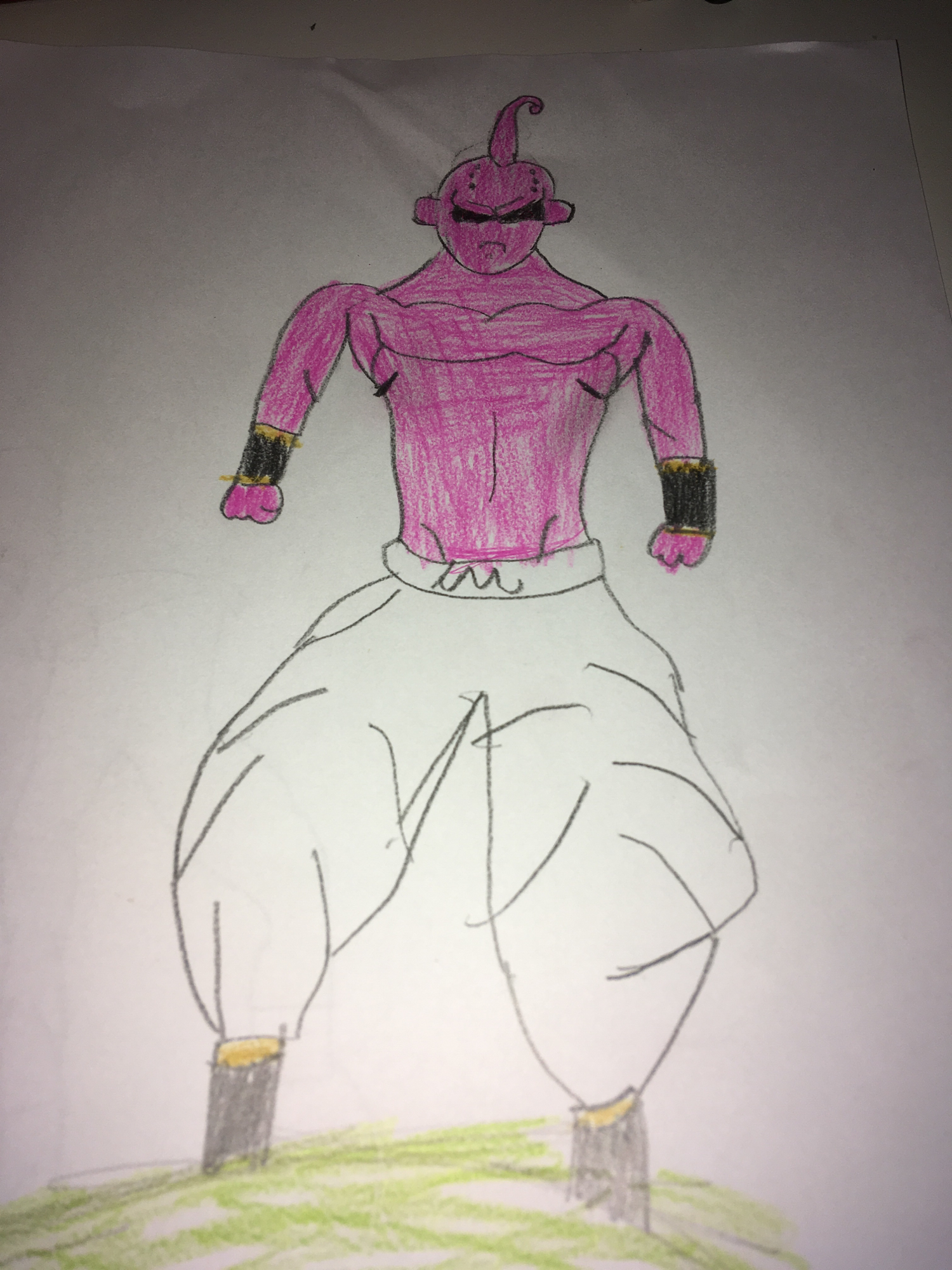 Kid buu top