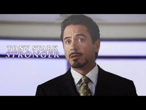 IRON MAN || Stronger [The Score]