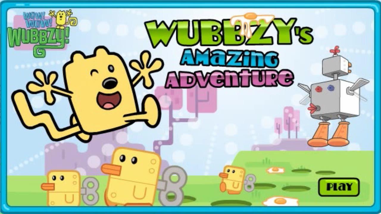Free Online Wow Wow Wubbzy Games
