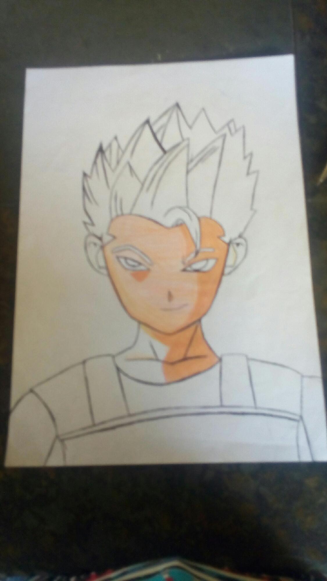 Ainda não acabei de colorir