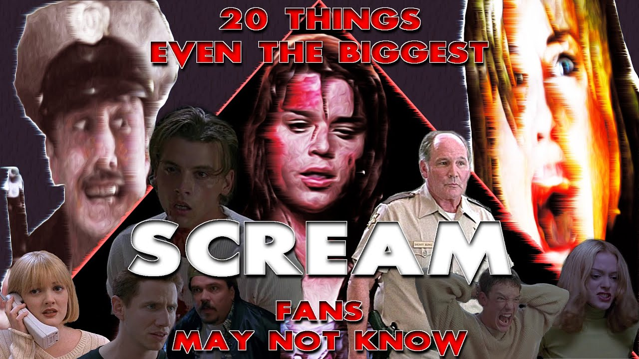 20 Things Even the Biggest SCREAM Fans May Not Know
