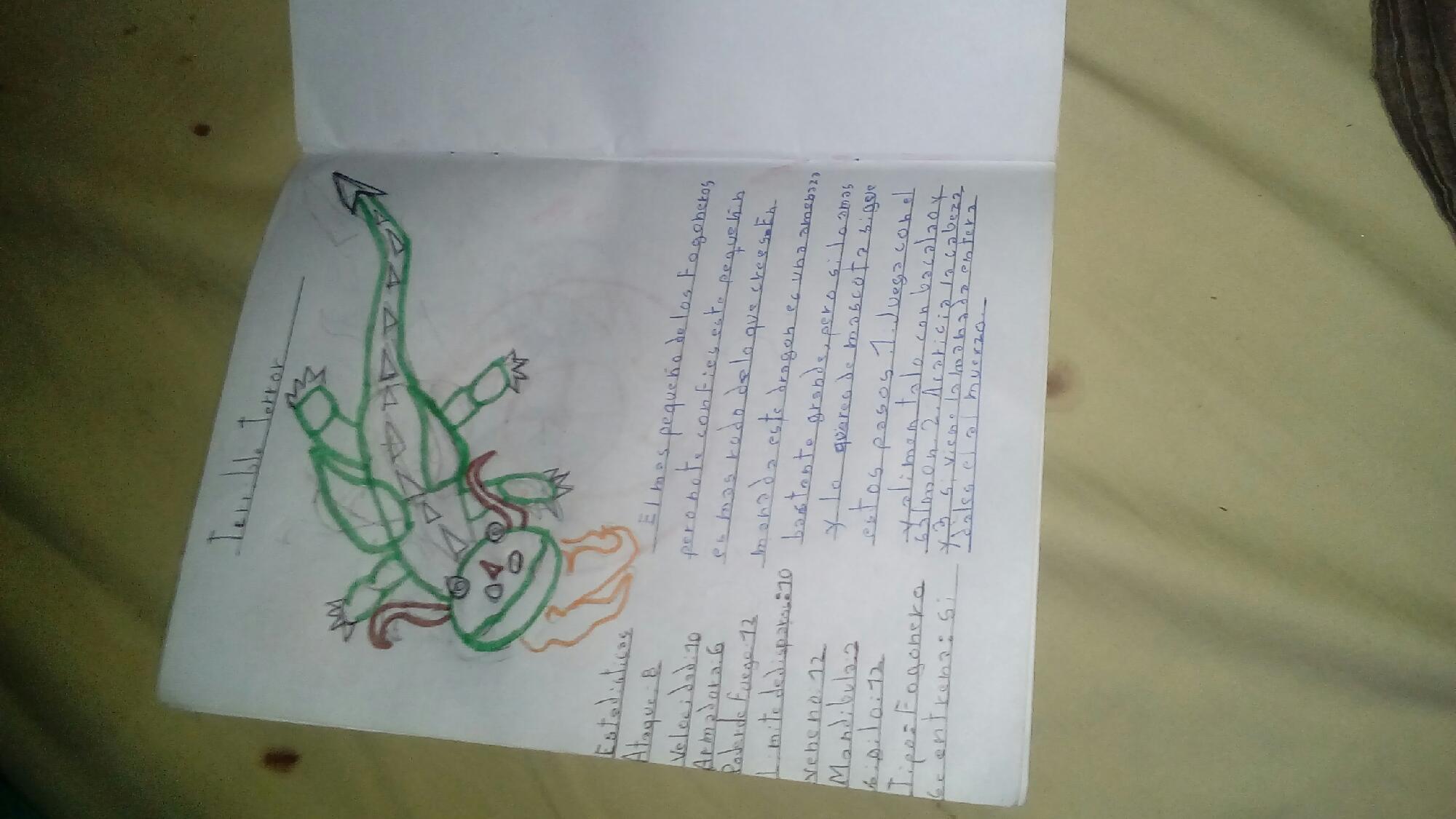 I mi primer dragon