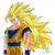 Goku SS3 Maneirasso