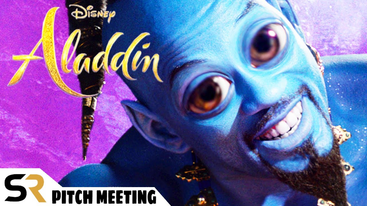 Aladdin (2019) Pitch Meeting