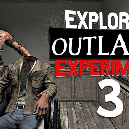 Outlast - Full Map Exploration EXPERIMENT Part 3