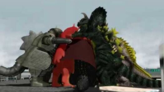 [MMD Godzilla] R.I.P. Haruo Nakajima (1929-2017)