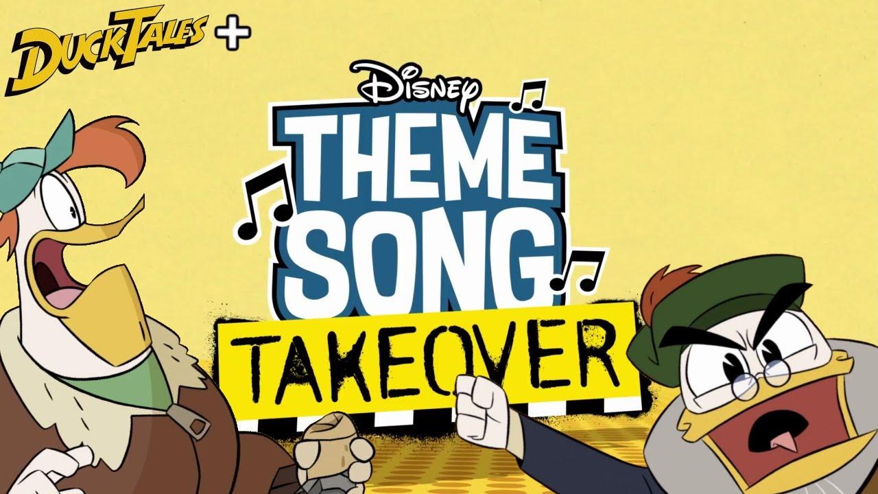 DuckTales - Theme Song Mashup
