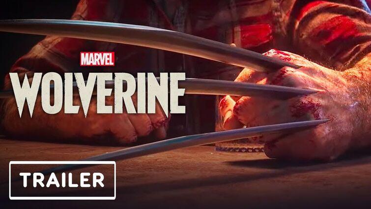 Marvel's Wolverine - Reveal Trailer | PlayStation Showcase 2021