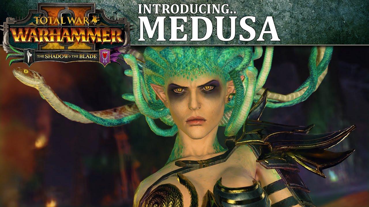 Total War: WARHAMMER 2 - Introducing... Medusa