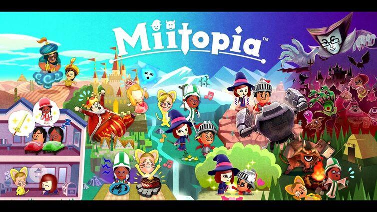 Miitopia OST - New Lumos Stage