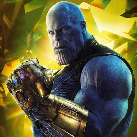 Thanos is the best MCU character ?