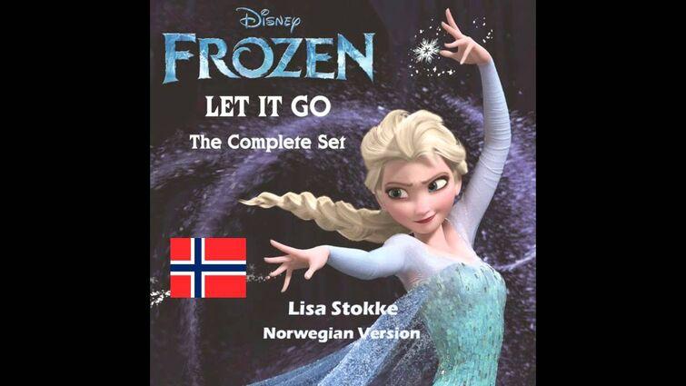 Frozen - Let It Go(La Den Gå) (Norwegian Version)