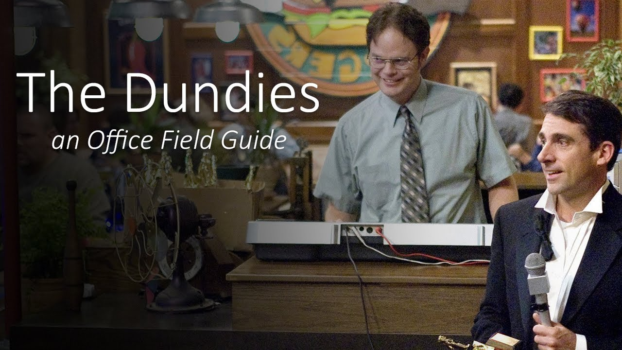 The Dundies - S2E1 - The Office in Review