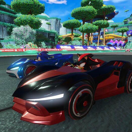 [MAJ] Walmart leaks Team Sonic Racing sur Nintendo Switch
