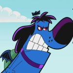 Anti Sparky The Anti-Fairy Dog