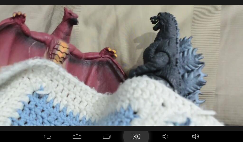 Godzilla y Rodan acaso se sienten bien o que onda?