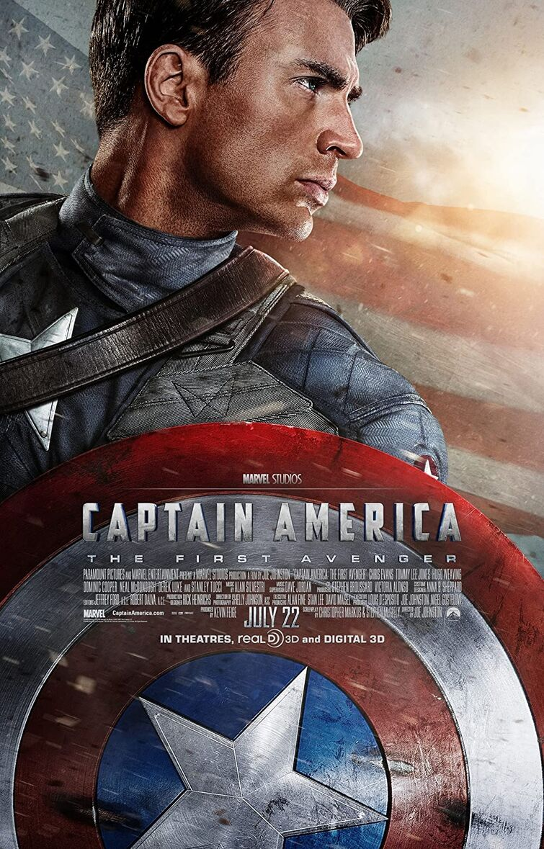 Happy 20th Anniversary of Captain America The First Avenger   Fandom