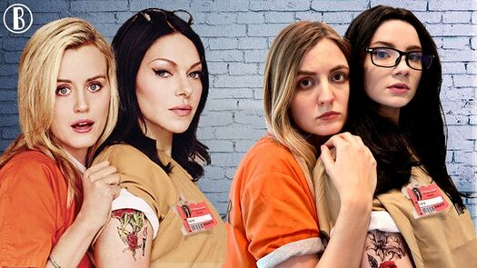 Alex & Piper | OITNB || Bloom Style It Out