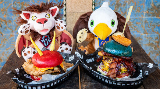 Look At These Massive World Of Warcraft Burgers